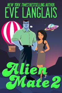 Book Cover: Alien Mate 2