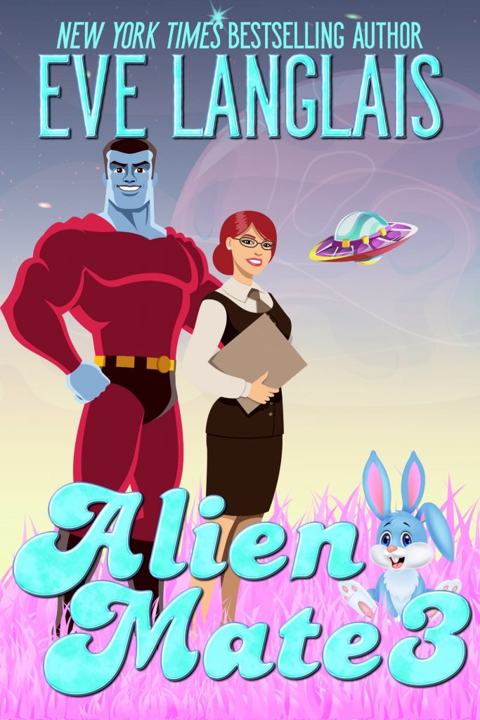 Book Cover: Alien Mate 3