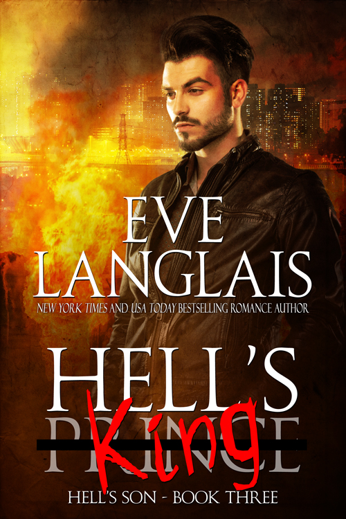 Book Cover: Hell's King