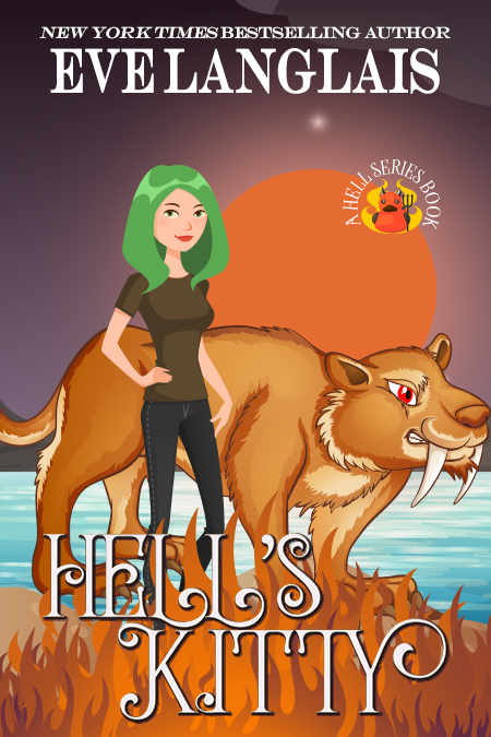 Book Cover: Hell's Kitty