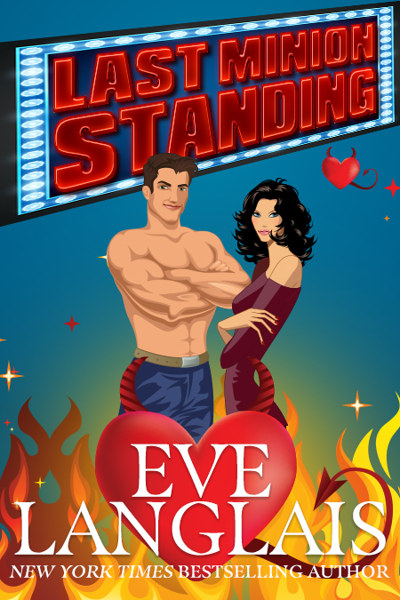 Book Cover: Last Minion Standing