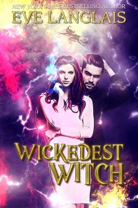 Book Cover: Wickedest Witch