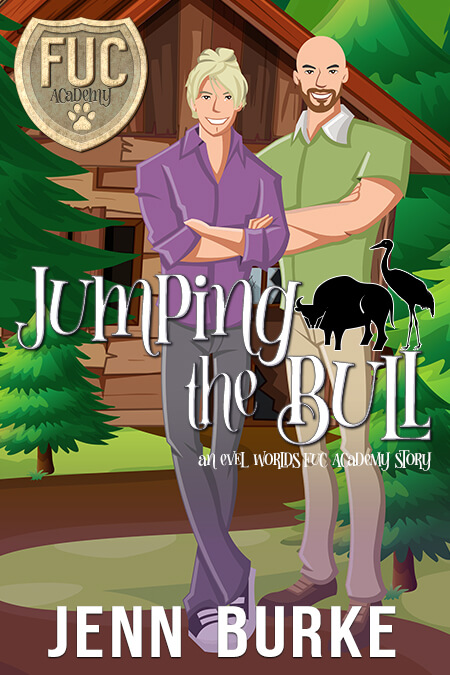 Book Cover: Jumping the Bull