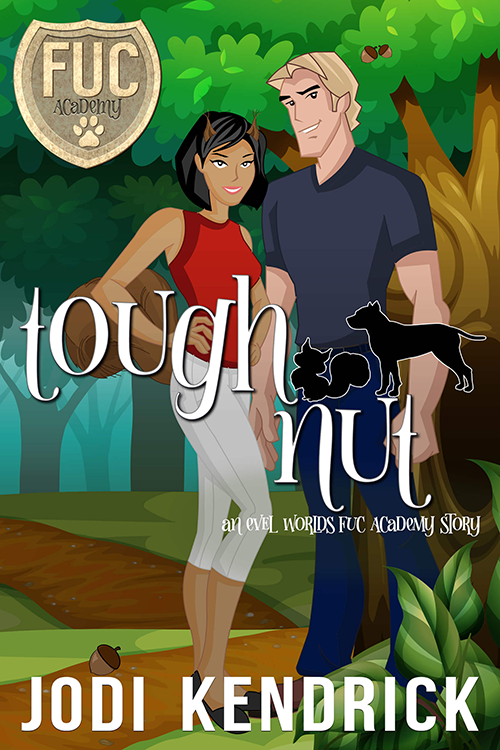 Book Cover: Tough Nut