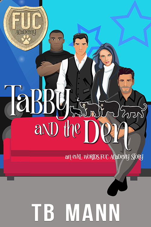 Book Cover: Tabby and the Den