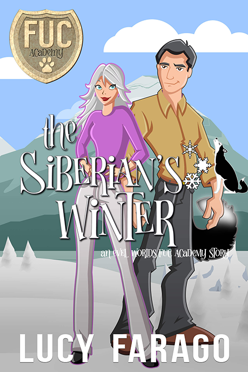 Book Cover: The Siberian's Winter