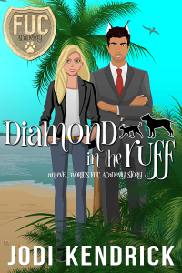 Book Cover: Diamond in the Ruff