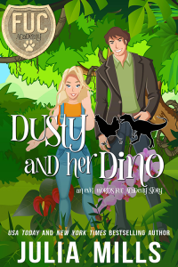 Book Cover: Dusty and Her Dino