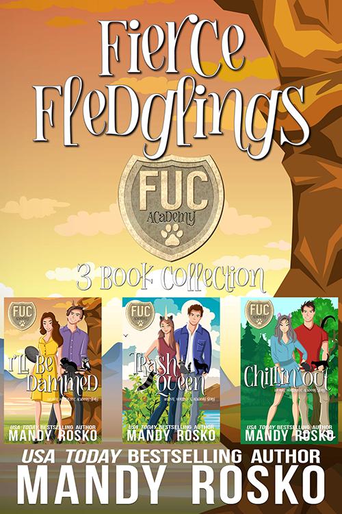 Book Cover: Fierce Fledglings