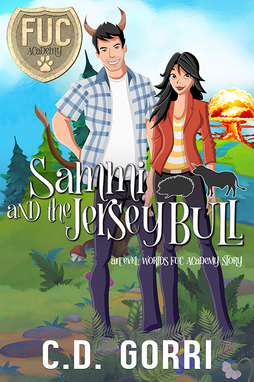 Book Cover: Sammi and the Jersey Bull