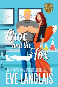 Book Cover: Croc and the Fox