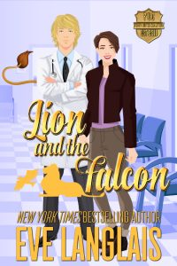 Book Cover: Lion and Falcon