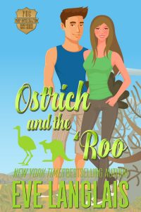 Book Cover: Ostrich and the 'Roo