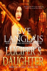 Book Cover: Lucifer's Daughter