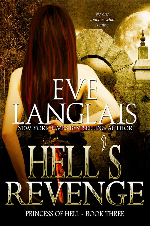 Book Cover: Hell's Revenge