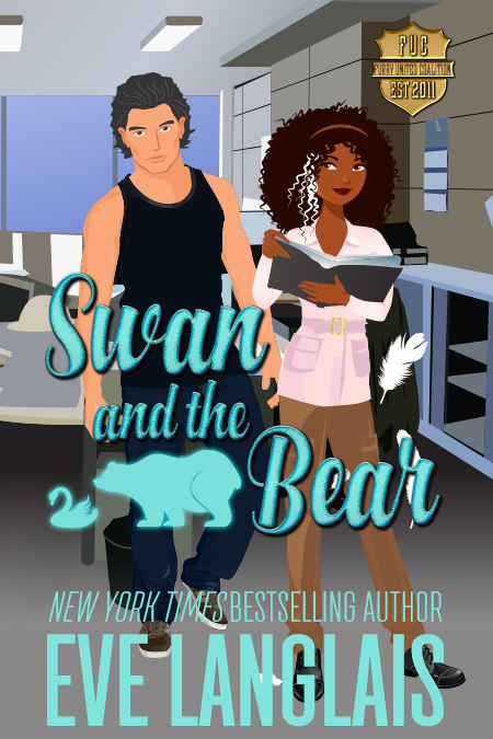 Book Cover: Swan and the Bear