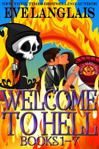 Book Cover: Welcome to Hell Omnibus