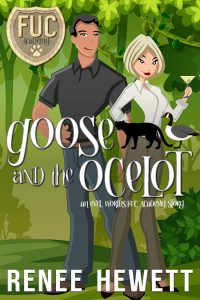 Book Cover: Goose and the Ocelot