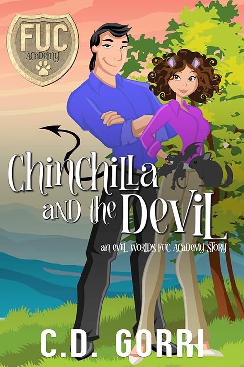 Book Cover: Chinchilla and the Devil