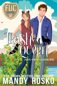 Book Cover: Trash Queen