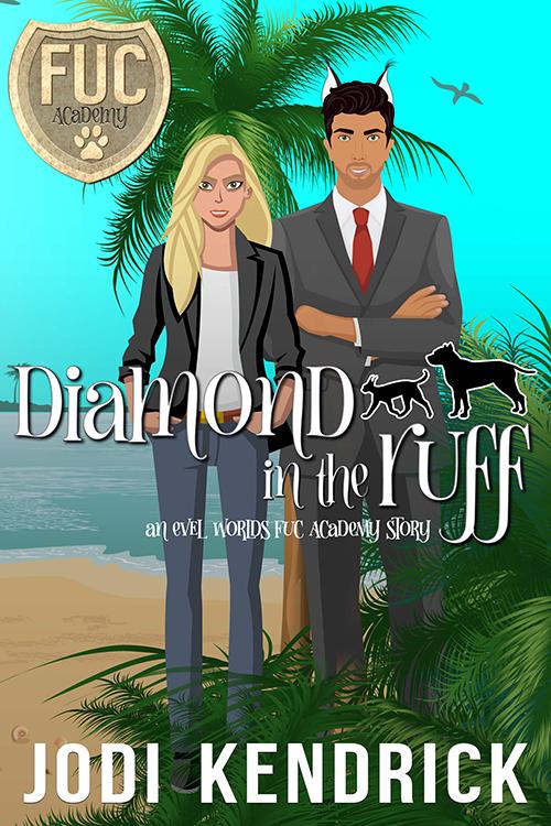 Book Cover: Diamond in the Ruff
