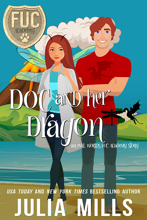 Book Cover: Doc and Her Dragon