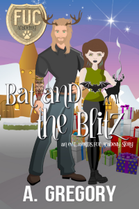 Book Cover: Bat and the Blitz